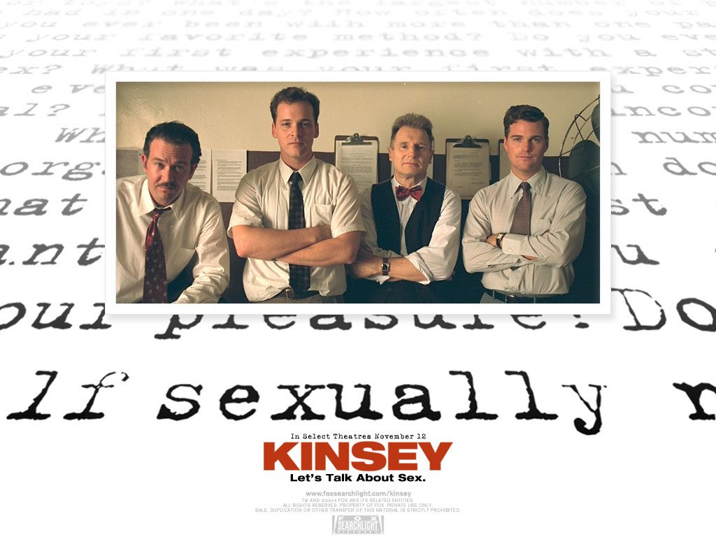 kinsey, veda, sex
