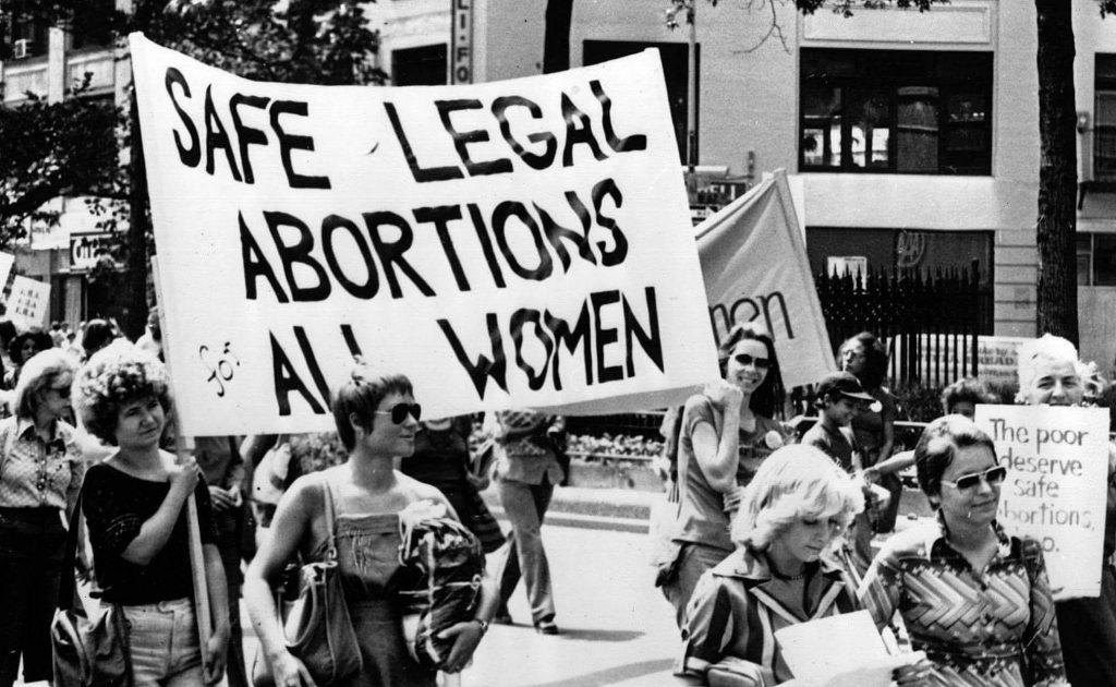ženská sexualita, feministky, potrat, antikoncepcia